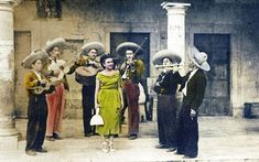 Camerina Lopez, my fathers younger sister, was a very gorgeous woman with a very strong fashion sense and tremendous style. My father hand-painted the original post-card print. I love this image of her looking always stylish. Mexican Men, South Of The Border, Photo Archive, My Father, Gorgeous Women, Sisters, Hand Painted, Stylish, Image