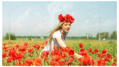 Poppy Fairy by Ambar Elementals on 500px