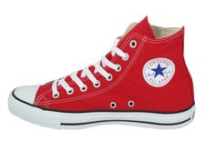 Converse High Top Red