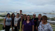 Explore Port Canaveral tour 1/2/15