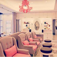 Nail salon for me(: