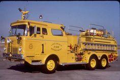 1961 FWD/Yankee. Long Beach Ca