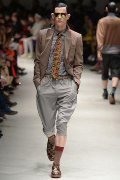 Vivienne Westwood Men's RTW 2014 - Slideshow - Runway, Fashion Week, Fashion Shows, Reviews and Fashion Images - WWD.com