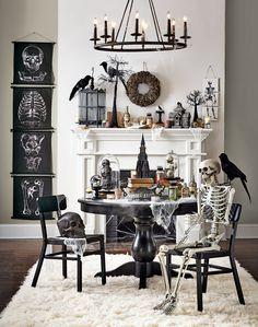 It's never too early to get excited for Halloween!Take a peek at our Martha Stewart Living™ Witching Hour Collection. From apothecary bottles to a creepy cauldron, this has all the gothic details you need to transform your home into a haunted house.