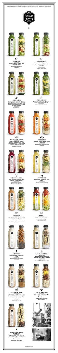 Teresa's Juicery - Pressed Juices & Healthy Foods