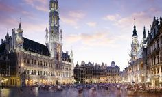 Brussels | Brussels Tourism and Holidays: 318 Things to Do in Brussels, Belgium ...