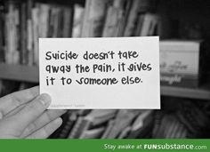 Just dont do it!! - FunSubstance.com
