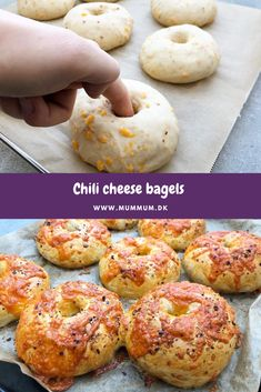 Cheese Bagels, Fajitas, Chili, Picnic, Slik, Sweets, Lunch, Healthy Recipes
