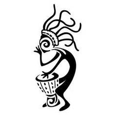 59 Best Kokopelli images in 2016   Kokopelli tattoo, Native