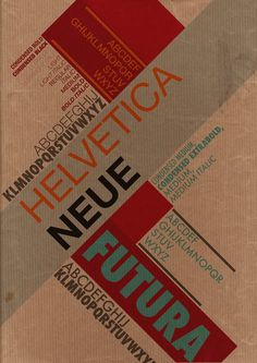 helvetica typeface poster - Google Search