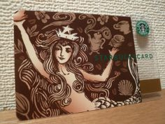 Starbucks Card Japan Anniversary Siren 2009