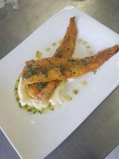 Haddock with mash and parsley sauce   #KAYLANMOTHILAL