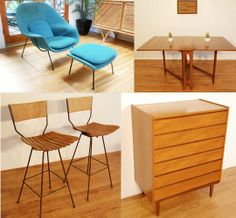Top Ten: Online Shops for Vintage Furniture and Accessories