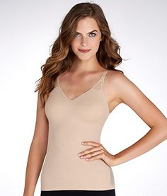 Miraclesuit Shapewear Women's Sheer Extra Firm Support Camisole -- Continue to the product at the image link.