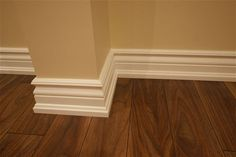 Help! DIY home improvement problem: baseboard not right height for ...