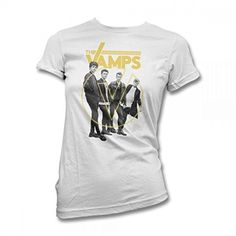 The Vamps Official Grouped T-Shirt
