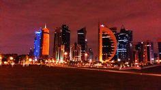 Doha Qatar - Serata Capodanno 2016 Invitati da LA SPIGA - Night & Day Group
