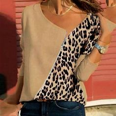 Chic Type, Summer Shirts, Printed Blouse, Casual Tops, Shirt Blouses, Sleeve Styles, Casual Fall, Long Sleeve, Sleeves