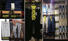 Briony Design | Retail Graphics