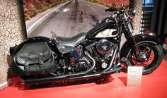 Harley Davidson Kustom Kulture Show 2014 Helsinki  motorbike