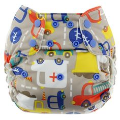 Swaddlebees One-Size Simplex Cloth Diaper - Cloth Diapers - Cotton Babies Cloth Diaper Store