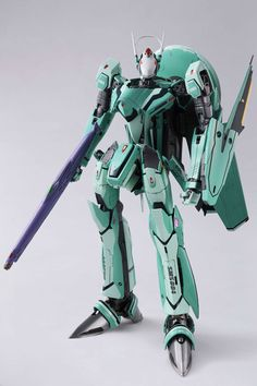 DX Chogokin - Macross Frontier RVF-25 Messiah Valkyrie (Luca Angelloni Model) Renewed Ver.(Preorder)