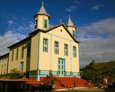 São Sebastião do Rio Preto (MG) - Igreja Matriz de Bom Jesus