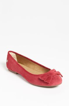 UGG® Australia 'Rohen' Flat (Women) available at #Nordstrom