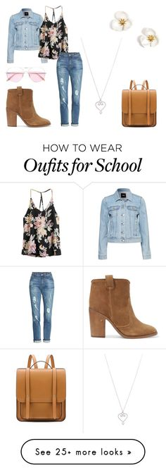"""""""Spring is Finally here"""" by emma-esselmark on Polyvore featuring Laurence Dacade, Oliver Peoples, KUT from the Kloth and Tiffany & Co."""