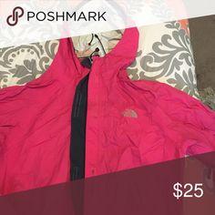 North face rain jacket Nice lightweight waterproof jacket North Face Jackets & Coats Utility Jackets