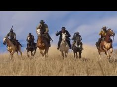 Red Dead Redemption 2 Trailer: 3 Characters Revealed - John Marston Is B...