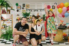 Era Uma Vez | Festa de Contos Infantis de Julia e Mateus