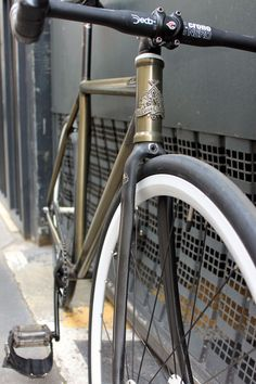 Pignon fixe Black Market Bikes
