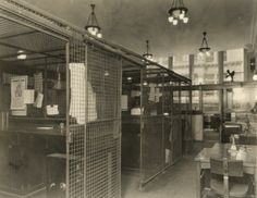 This #throwbackthursday, we take a peek behind the scenes at TD Bank's New York City office, circa 1923. #TBT