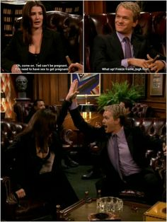 Oh snap! How I Met Your Mother #himym