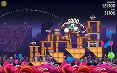 Angry Birds Rio.
