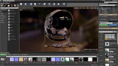 Marmoset Toolbag Scene Importer for Unreal Engine