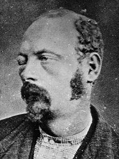 """☆Thomas Coleman """"Cole"""" Younger (January 1844 - March was an American Confederate guerrilla during the American Civil War and later an outlaw with the James-Younger gang. He was the eldest brother of Jim, John and Bob Younger American Civil War, American History, American Crime, Jessy James, Wild West Outlaws, Famous Outlaws, Into The West, American Frontier, Us History"""