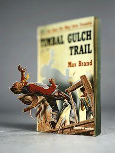 Cut Book Illustration: i racconti di Thomas Allen Trendalert