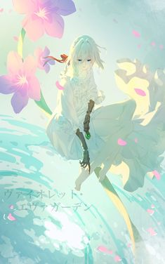 Anime Nerd, Manga Anime, Violet Evergarden Gilbert, Violet Evergreen, Violet Evergarden Anime, Jobs In Art, Kyoto Animation, Pokemon, Aesthetic Anime