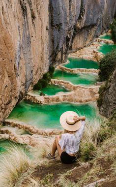 Aguas De Huancaraylla in Peru