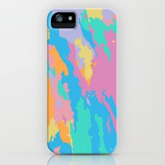 Art Map iPhone & iPod Case by Rosie Brown - $35.00#iphone #ipod #case #skin #art #abstract #society6