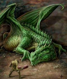 Anne Stokes Dragon