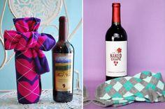 kit vinho e meia para dia dos pais. Mais em: http://weshareideas.com.br/blog/10-presentes-criativos-para-dia-dos-pais/