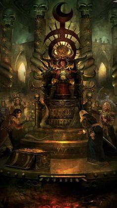 """thegrimdarknessofthefuture: """"Source: [WARHAMMER 40000 - Sacratus Obscurus] """""""