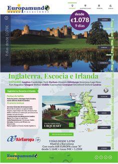 Inglaterra, Escocia e Irlanda: 9 días desde 1.078€ ultimo minuto - http://zocotours.com/inglaterra-escocia-e-irlanda-9-dias-desde-1-078e-ultimo-minuto-3/