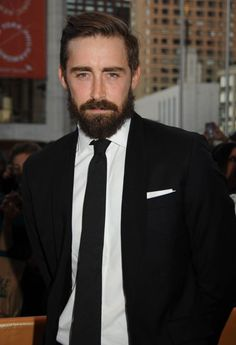 Lee Pace attends the 2012 Metropolitan Opera Season opening night performance of L'Elisir D'Amore, Sep 24th, #NYC