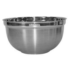 Threshold 8 Quart Stainless Steel Mixing Bowl