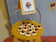 Candy Pretzel Parties: Pokemon Birthday Party