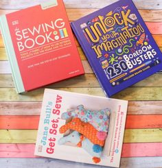 Looking for creative ways to welcome spring? Take a look at the fun ideas these three books from DK Canada have to make this a maker spring for your family! Canadian Contests, University Of Ottawa, Train Activities, Types Of Stitches, Welcome Spring, Cool Diy Projects, Board Games, Giveaway, Arts And Crafts